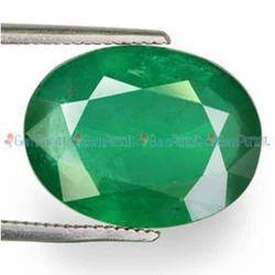 7.71 Carats Emerald