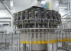 Hot Juice Filling Machine