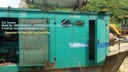 Generators On Hire for Construction Companies180 to 500 kva