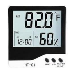 Hygro- Thermometer Temperature