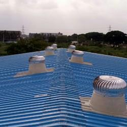 Alu Turbine Ventilators