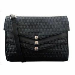 Leather Envelop Bag