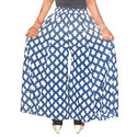 Cotton Skirt Palazzo