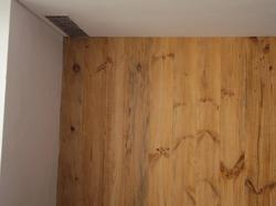 Pine Wood Wall Panel, Dimensions: 12 x 85 x 1200 mm