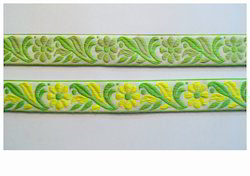 Decorative Jacquard Lace ( Trims)