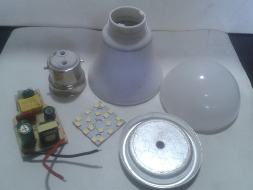 9w Led Bulb Raw Material Skd