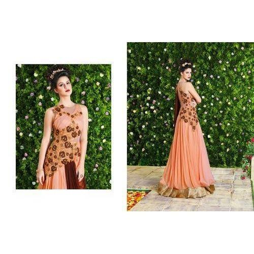 d379842e98 Latest Designer Gown at Rs 1000  piece