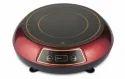 Bajaj Majesty Mini Induction Cooker Red Black