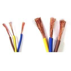Insulated Copper Conductor Electric Wire