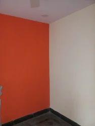 Dual Colour Wall Paint