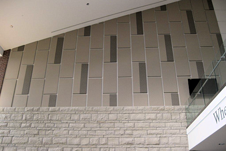 Fabric Acoustical Wall Panel At Rs 220 Square Feet