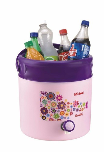 Kwality Attractive Colours Crown 18  Bottle Coolers