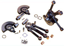 Carbon Steel Compressor Crankshaft Spares