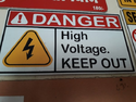 Safety Sign Plates