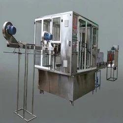 Automatic Unitech Rotary Bottle Filling Machine