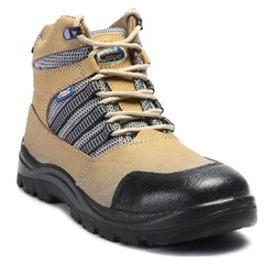 Allen Cooper Steel-Toe Safety Shoes, AC-9006