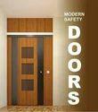 Wood Modern Door