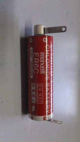 AA No Maxell Er6c Lithium Battery, For Plc Drives, Rs 600