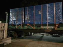 Flat Track Export Container Lashing Service