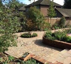 Sandstone Garden Pavers