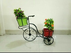 Hyperboles Artificial Vintage Cycle With Artificial Plants