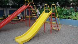 FRP Slide with Stand