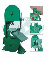 Wood Cutting Vertical Bandsaw Machine (C.I. Body)