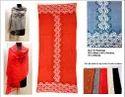 Wool Silk Lace Shawls
