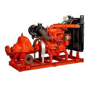 Fire Engine Pump Set