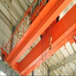 Heavy Duty Double Girder EOT Cranes