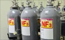 NF3(三フッ化窒素)、Dlf Cityフェーズの特殊ガス...