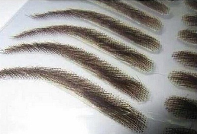 Artificial Eyebrows Wigs At Rs 1500 Piece False