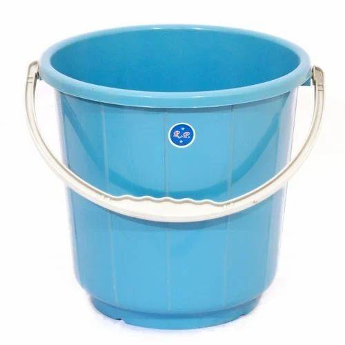 Plastic Water Buckets At Rs 125 Piece Ilanir Bucket