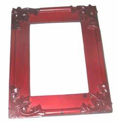 Carved Wooden Photo Frames