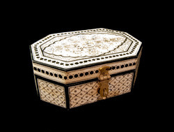 Bone Handicraft Boxes