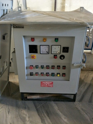 Wire Saw Automation Panel