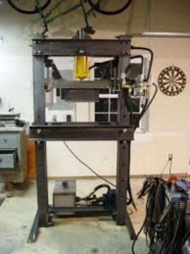 Cooling Jig Fixture Amp Rivet Press Manufacturer From New Delhi