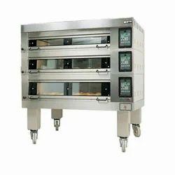 Three Tray Rack Oven