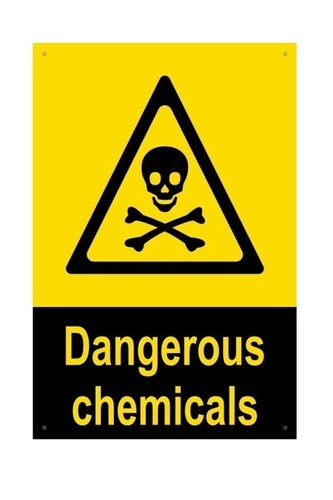 Image result for Is a dangerous chemical