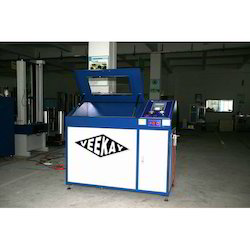 Hydrostatic Pressure And Burst Testing Machine