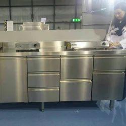 Steel Air Conditioner Food Storage