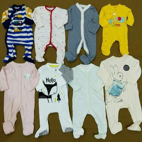 537fb9ce3 Cotton Boy And Unisex Baby Jumpsuits