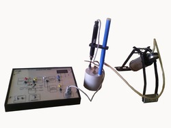 Study Of Bourdon Tube For Pressure Measurement Trainer kits
