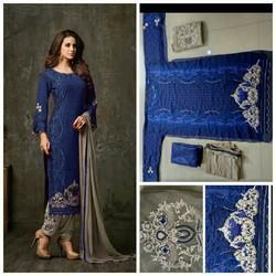 4f30a06627 Ladies Cotton Suit in Ludhiana, लेडीज कॉटन सूट ...