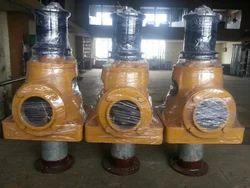 Cast Iron Turbine Pump Head, Warranty: 6 Months