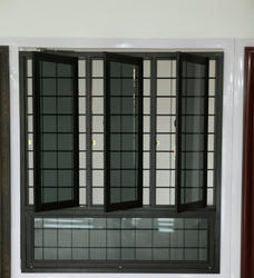 Galvanised Steel Window