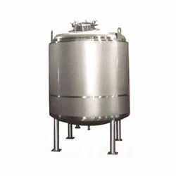 Aluminum Cylindrical Tank