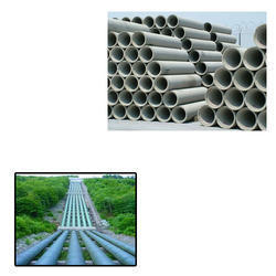 RCC Hume Pipe for Water Supply