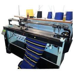 Automatic Computerized Sweater Knitting Machine Rs 150000 Unit