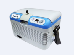 Tropicool Novel Cool Box Vaccine Carrier with Battery Back Up